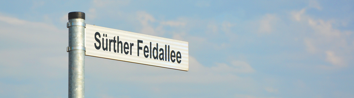 Sürther-Feldallee