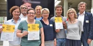 Klaus Novy-Preis 2017 für innovationen im genossenschaftlichen Bauen und Wohnen, 2. Preis
